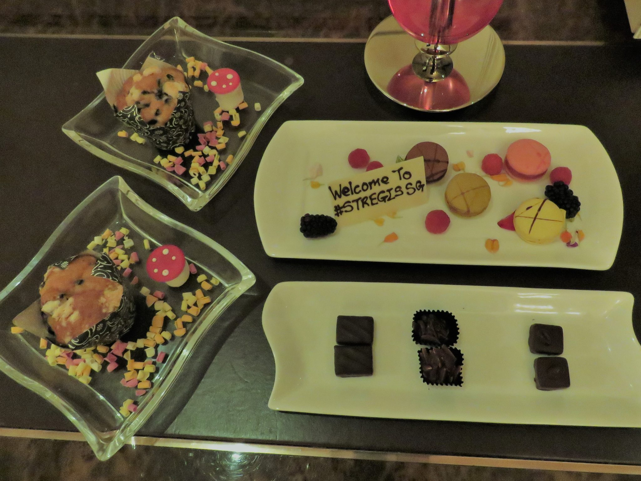 St. Regis Singapore review