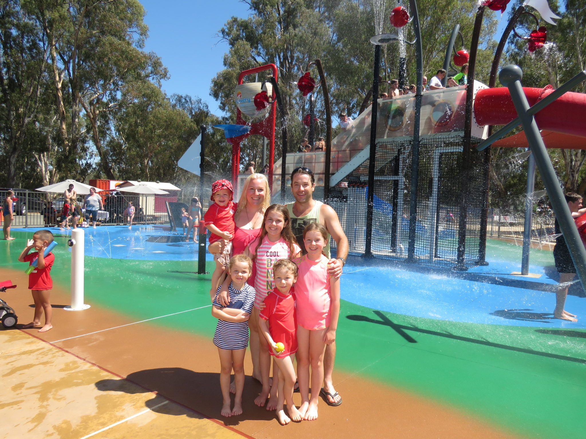 Waterpark Fun At Discovery Parks Moama's Latest Attraction