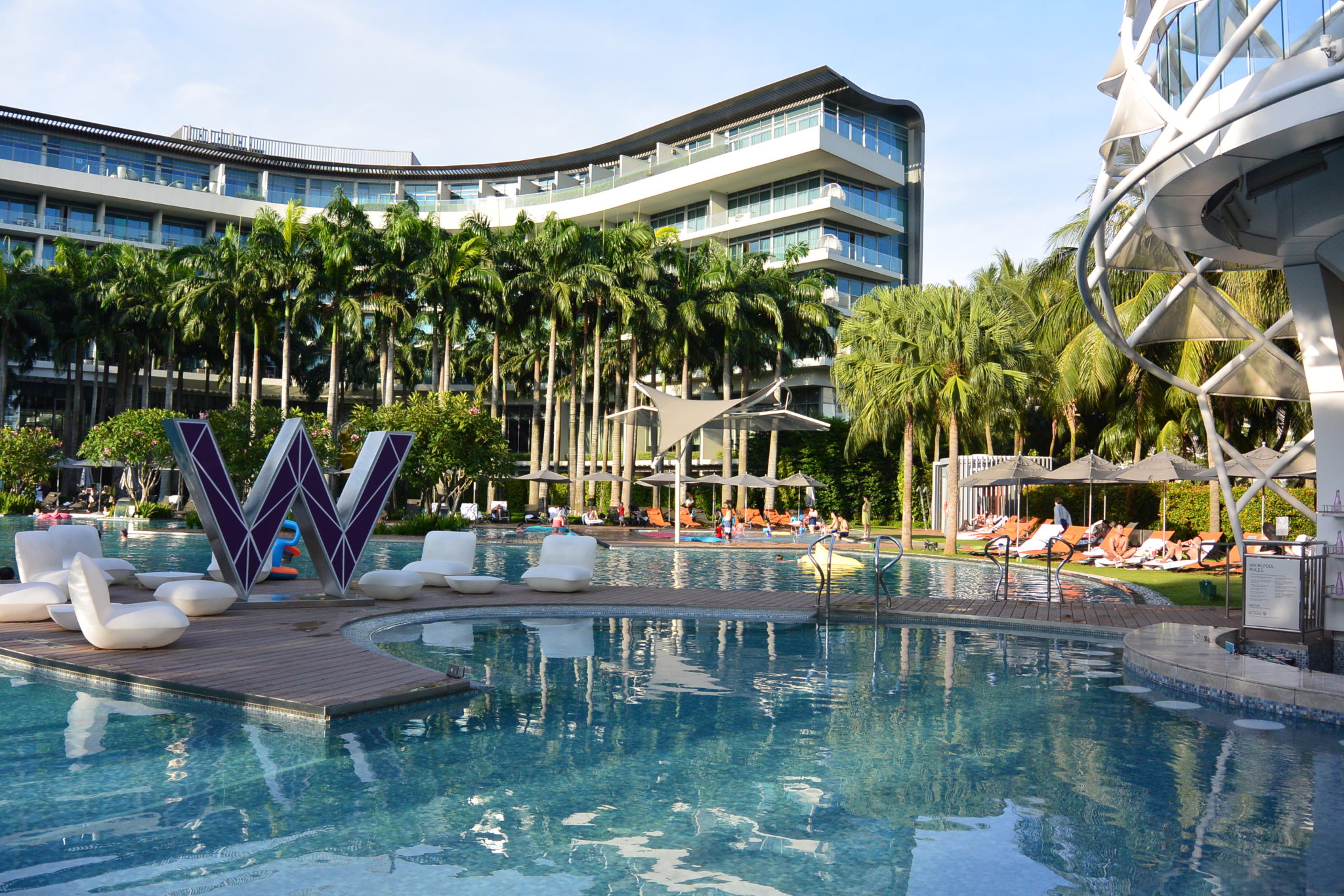 The Wow Factor At W Singapore Sentosa Cove Review Seven