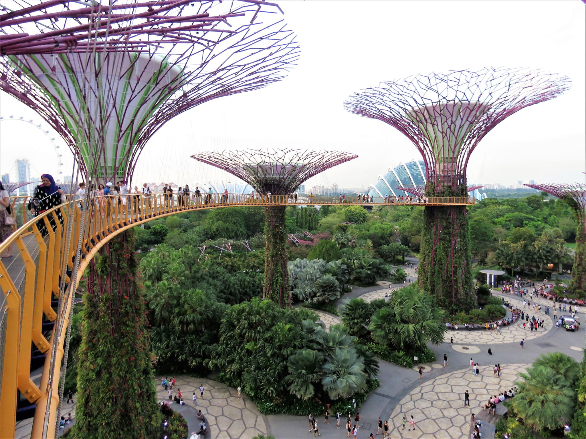 Gardens By The Bay, Singapore , Complete Guide \u0026 Review